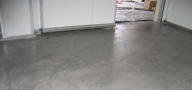 Sealed Concrete Flooring : Seal a crete concrete protection moisture barrier